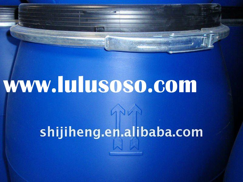 200L blue plastic barrel drums