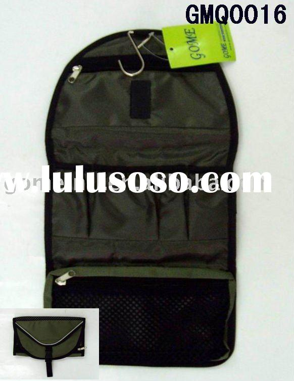 2010 Shaving kit bag,Man Toiletry bag,Travel toiletries organiser,Hanging cosmetic bag