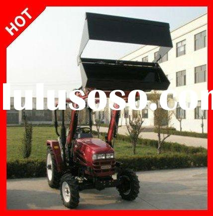2011 Hot Sale China garden tractor front end loader with High Quality