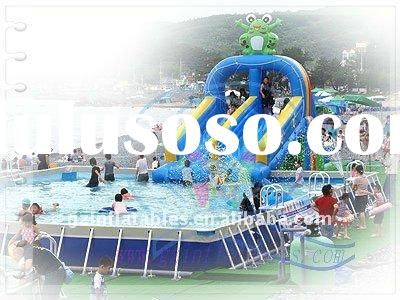 2011 new pvc water park slides for sale