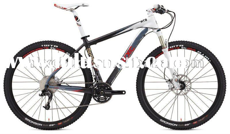 2012 Best Quality Carbon Mountain Bicycle / Bike Frame, MTB For Sale, Manufacturer