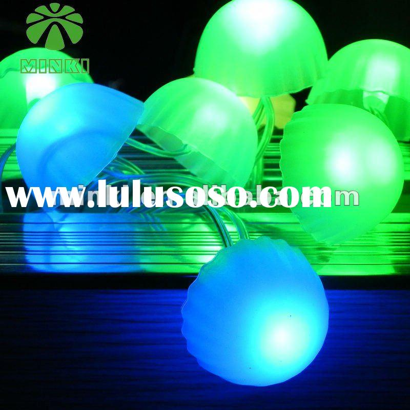 2012 latest battery operated decorate led light
