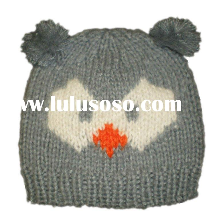 knit animal hats free patterns, knit animal hats free patterns Manufacturers ...