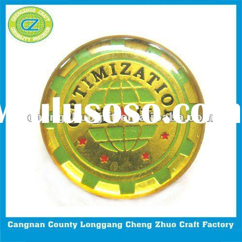 2012 new badge button pin making machine