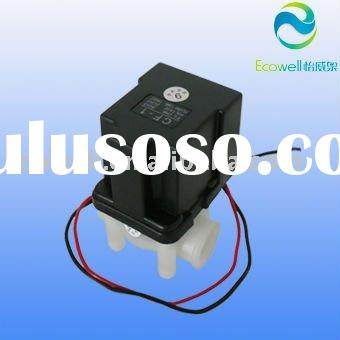 24v solenoid valve combination valve,auto flush valve,RO water filter parts