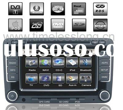 2 Din Car DVD for Special Car with DVB-T,Can Bus,GPS,RDS,Dual Zone,Ipod,USB, Same full steering (TID