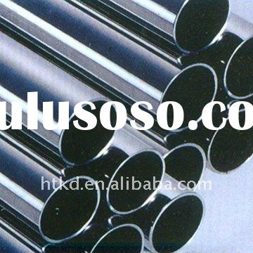 304 polished Stainless steel seamless pipe