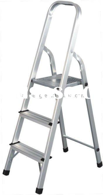 3 Step Aluminum Ladder AP-2333