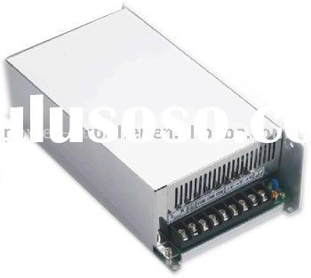 500W Switching power supply, 12V regulated power supply with 2 years warranty