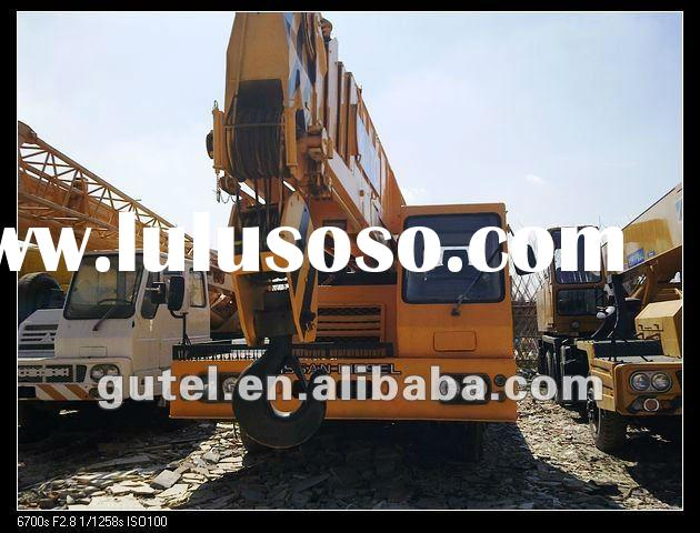 50 ton Kato Hydraulic Mobile Crane 100% part original Japan Used Truck Crane KATO NK-500E for sale
