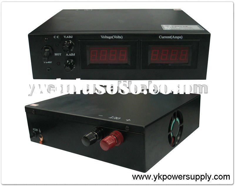 60V25A Adjustable DC Power Supply