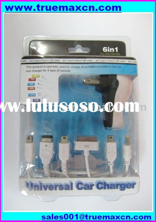 6 in1 Mobile phone Universal charger . NEW!