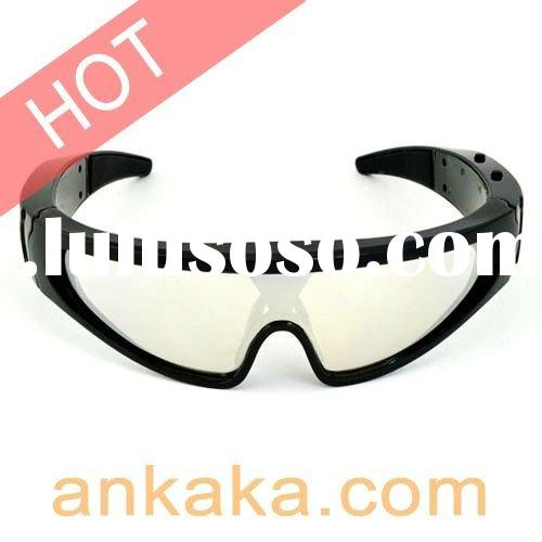 720P HD Sport Glasses Camera - Digital Video Recorder w/ Remote Controller