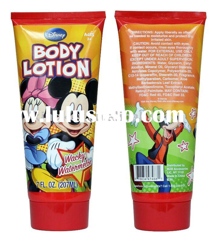 7 fl.OZ (207ml) body lotion for kids/body lotion for children /207ml body lotion for kids