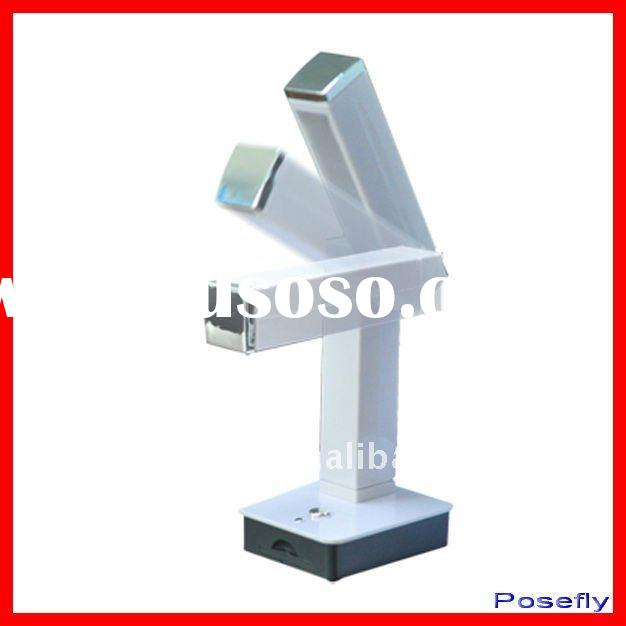 8 LED Bed Light, Solar Table Lamp with USB Port,LED Desk Lamp