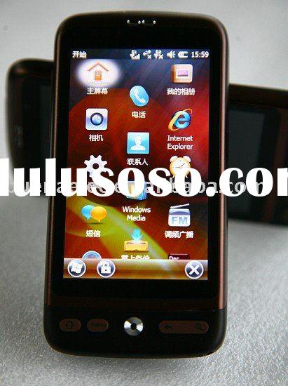 A3 windows mobile dual sim card phone