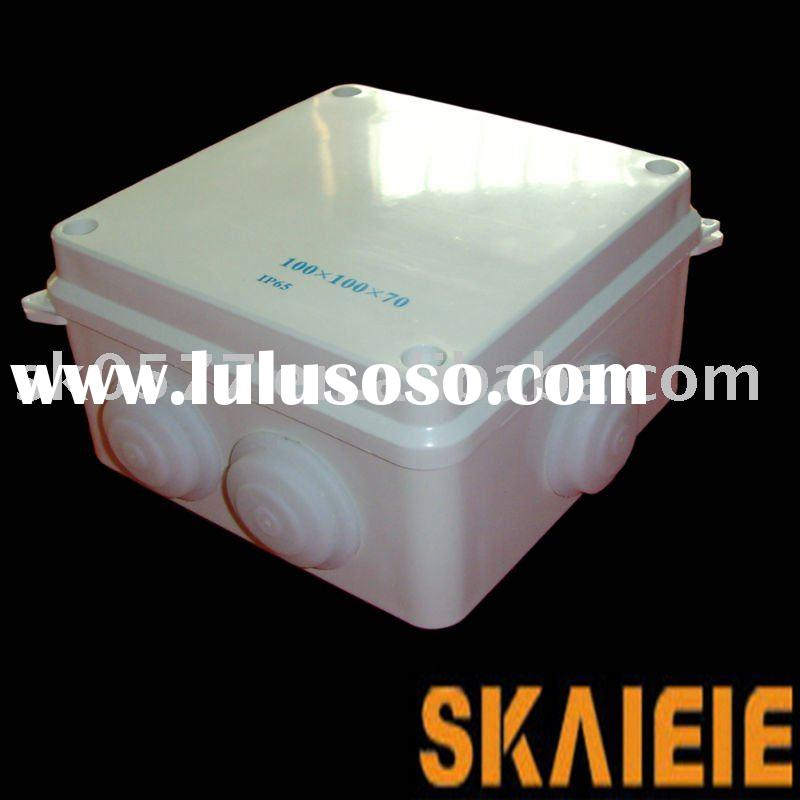 ABS electrical junction boxes/cable boxes
