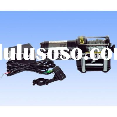 ATV winch, power winch, car winch
