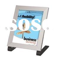 Acrylic Table Top Sign Holder