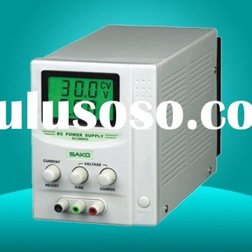 Adjustable DC Power Supply