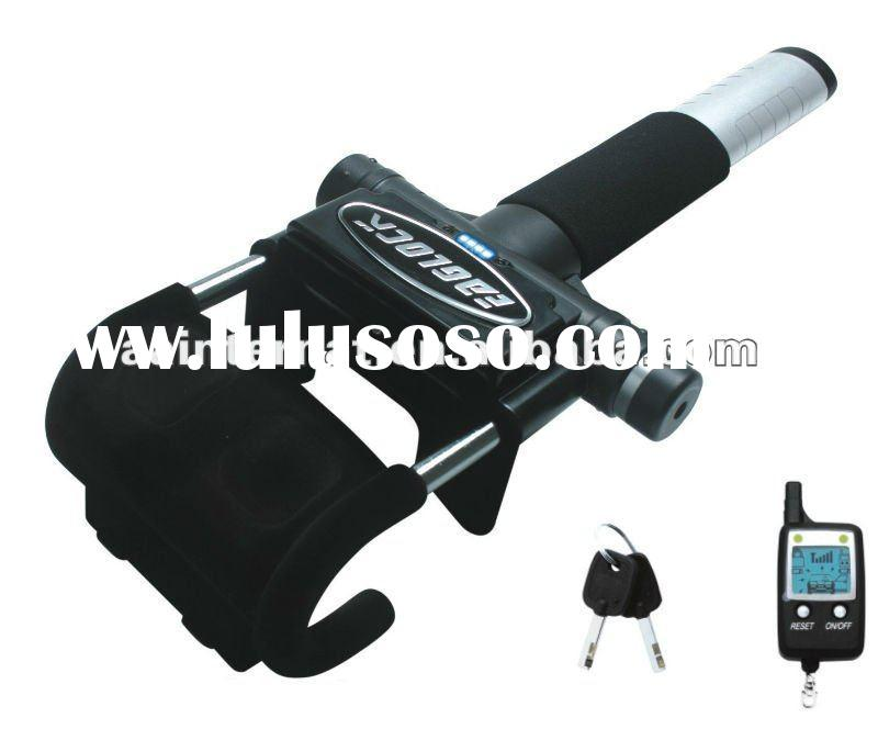Air Pressure Car Steering Wheel Lock