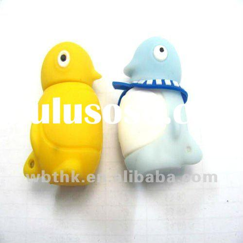 Angry Popular Bird USB Pen Drives with Key chain