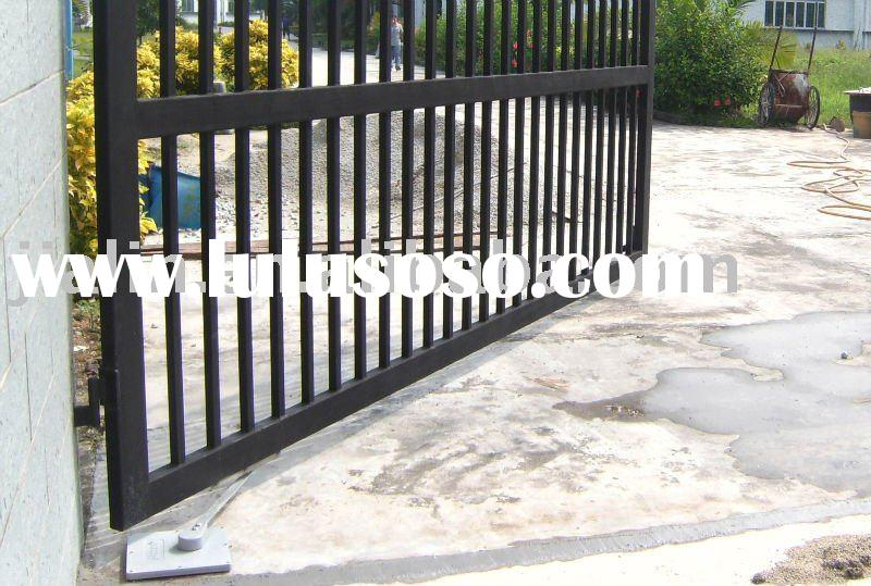 Gate opener installations electric manufacturers