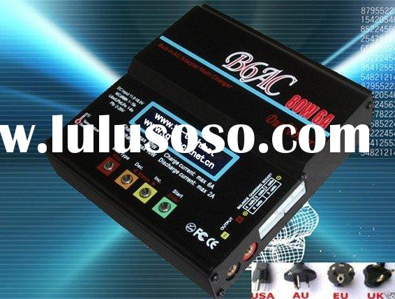 B6AC80W RC Digital Balance Charger RC Lipo battery charger