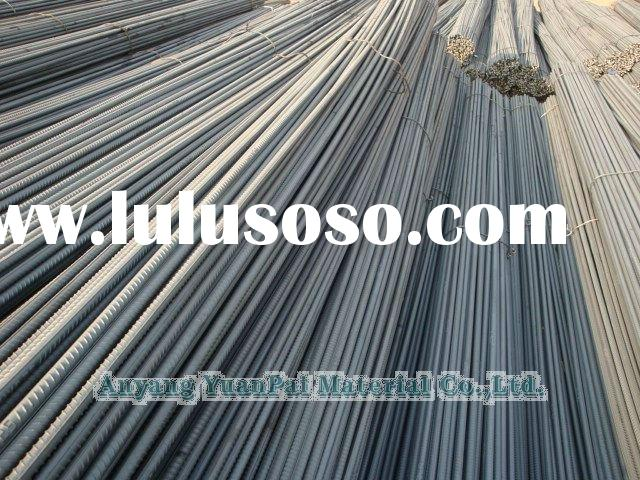 BS4449 Gr460 Corrugated Steel Bar Reinforcing Steel Rebar Deformed Steel bar for construction Rebar