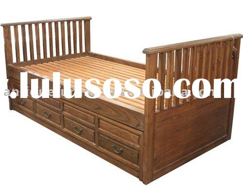 Bed,Children furniture,Wooden bedroom furniture