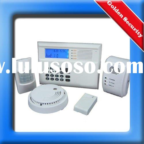 Best selling Home Security alarm system with GSM and PSTN network auto switch