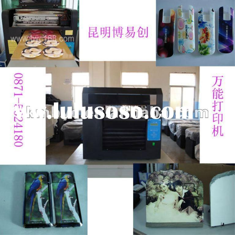 CD,Wood,T-shirt,Glass,Plastic Card Digital Flatbed Printer