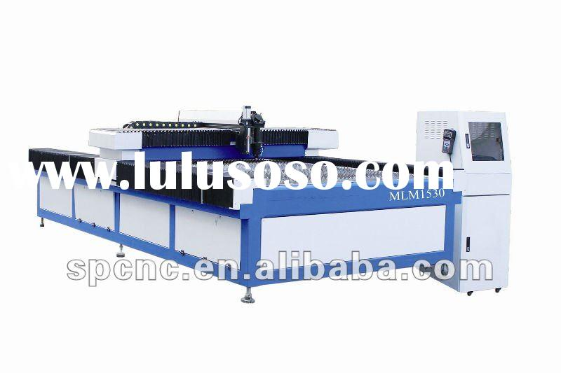 CNC metal laser cutting machine MLM1530 (Higher Quality & Lower Price)