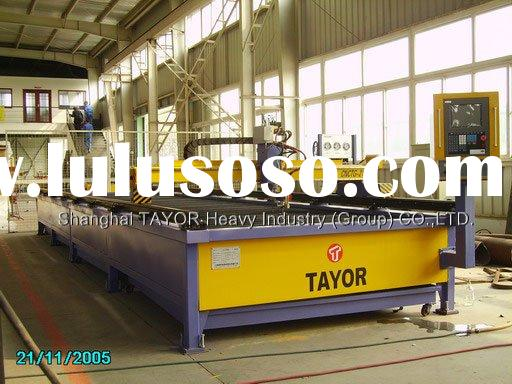 CNC plasma cutting machine, CNC table cutting machine, CNC table cutter, Hypertherm, Thermadyne, Pan