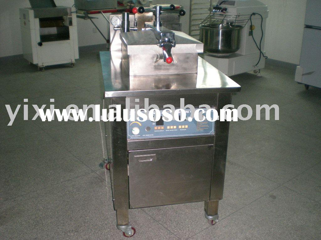 CNIX Gas Chicken Pressure Fryer With Pump Filter CE Approved Manufacturer