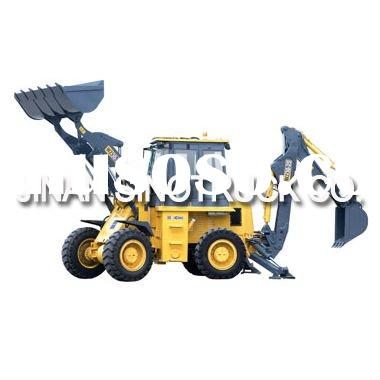 Case loader backhoe , backhoe loader WZ30-25