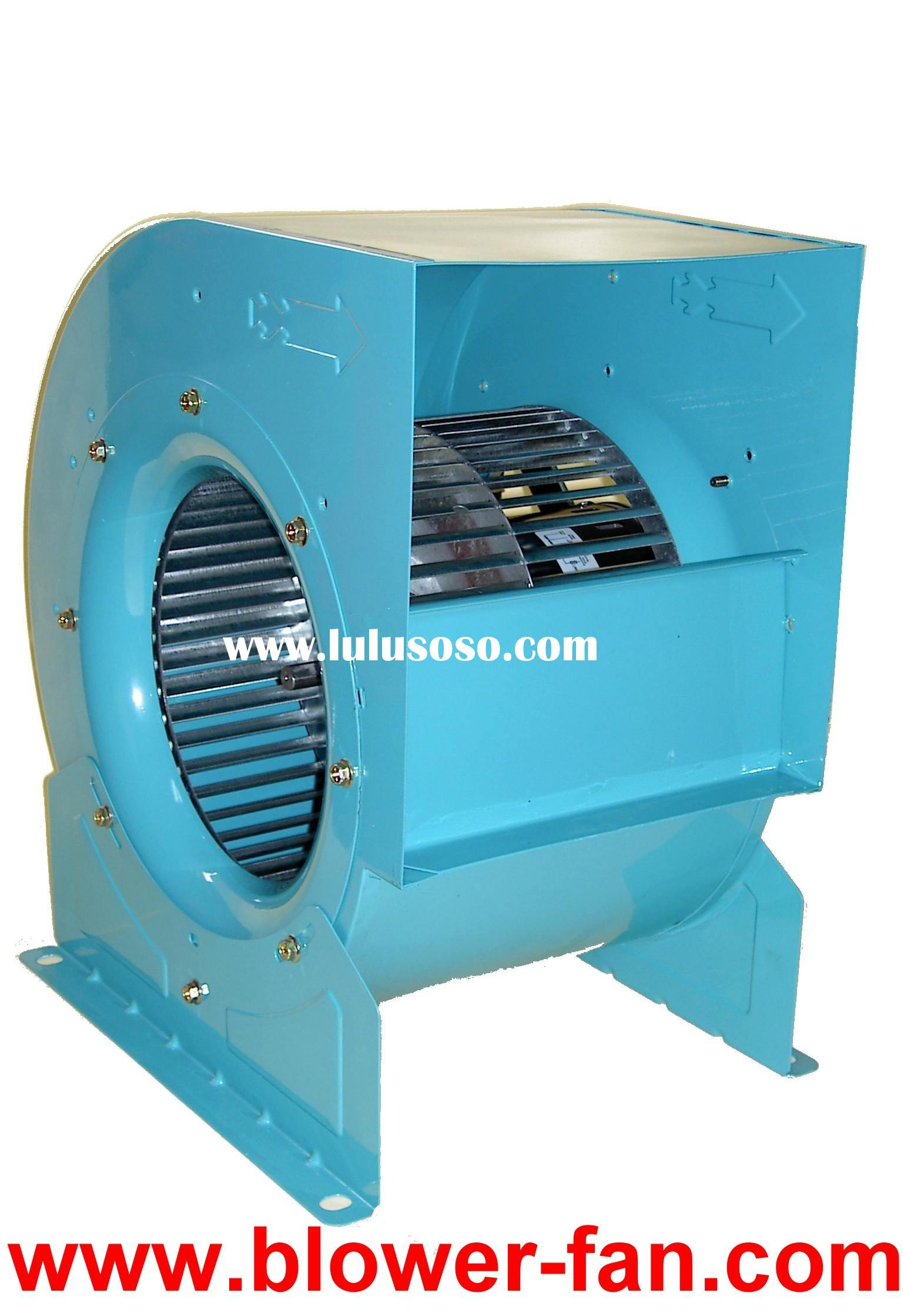 Centrifugal Blower And Blower Wheel-Air Deviser Blowers
