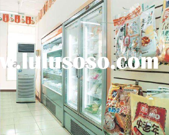 China Little Duck Commercial Refrigeration Equipment NEW YORK with CE certification
