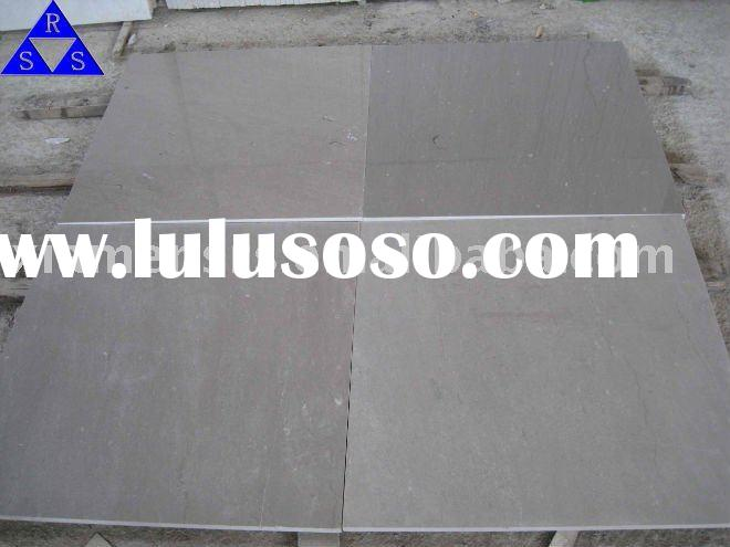 Chinese natural stone polished grey marble tile