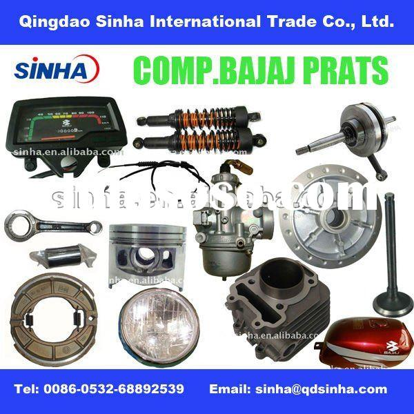 Comp.Bajaj motorcycle spare parts