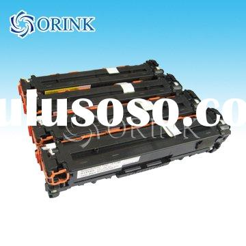 Compatible color toner cartridge for HP 128A,CE320,CE320A,1415,1525