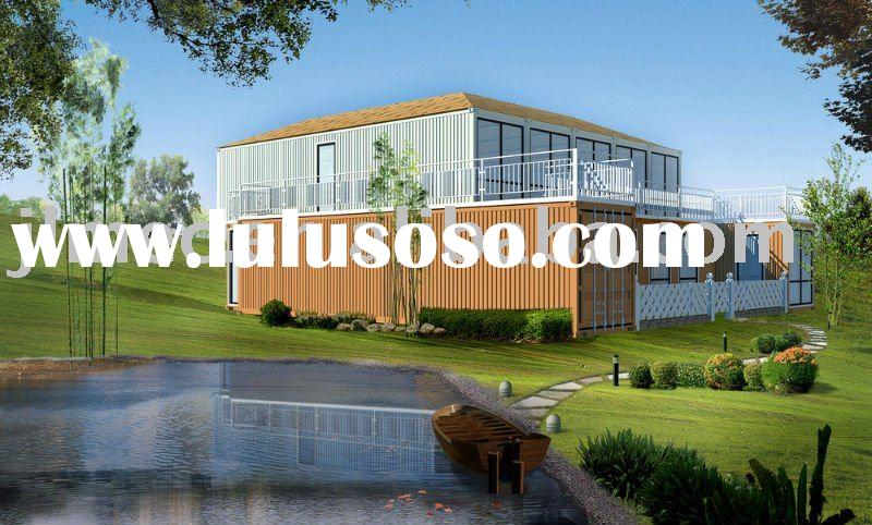 Container villa container villa manufacturers in lulusoso for Villa container
