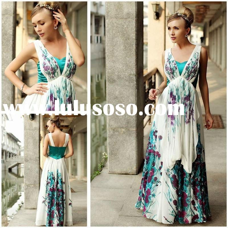 DORISQUEEN Wholesale Fashion designer long frocks Dress& Pictures Are Take From Actuall Ladies d