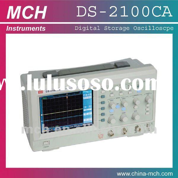 Digital Oscilloscope/100MHz digital oscilloscope/USB oscilloscope/DS-2100CA