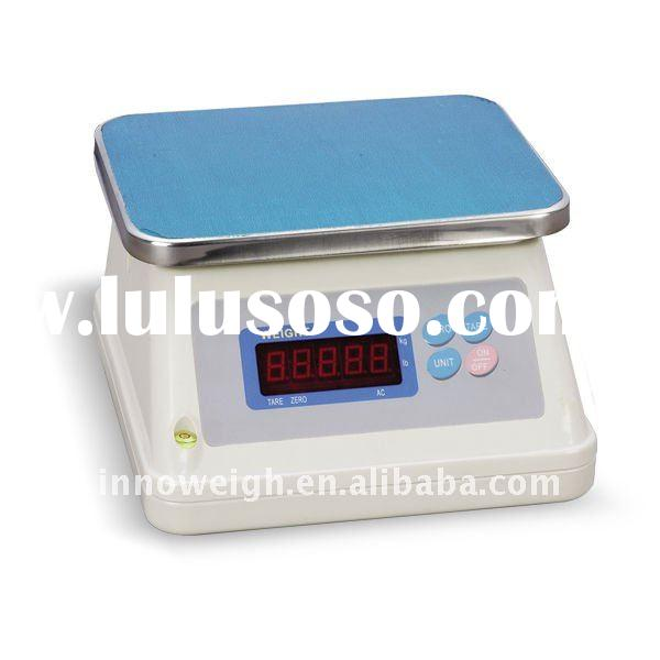 Digital Table Top Washdown Weighing Bench scale