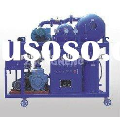 Double Stage Vacuum Transformer Oil Recondition Machine/Oil Purifier/Oil Refinery/Oil Clarifying