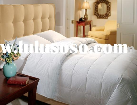 Duck or Goose Feather and Down Comforter or Quilt