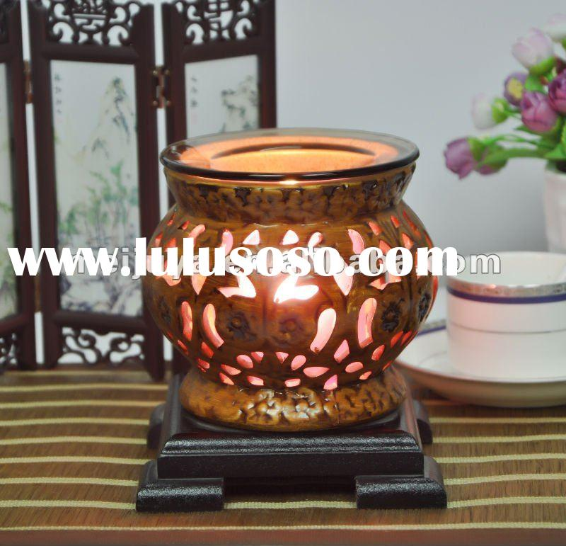 Electric oil burner,fragrance lamp,aroma oil burner