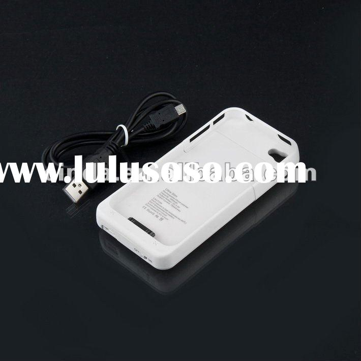 External backup battery White For Apple iPhone 4