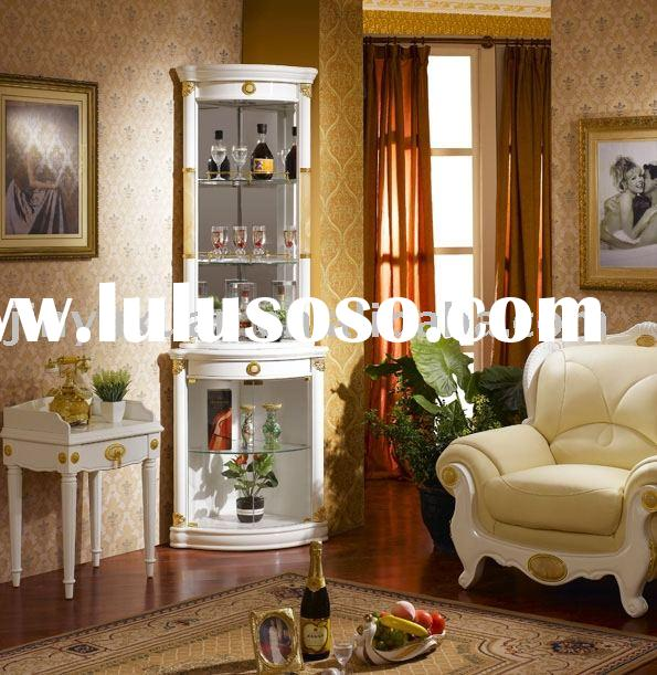 Factory Offer Home Use Living Room Furniture Wall Wine Cabinet 3003#